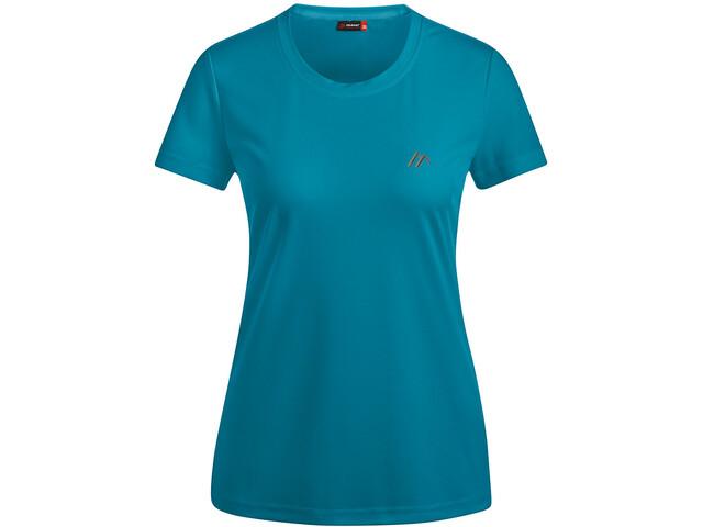 Maier Sports Waltraud T-Shirt Femme, caneel bay